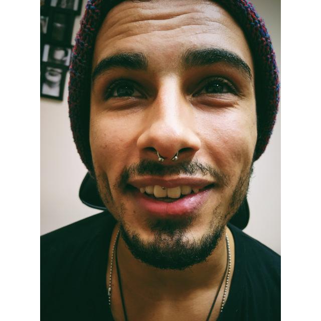 Septum Nose Piercing For Boys